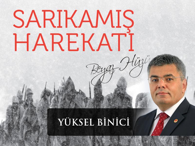 yuksel_binici_sarikamis_harekati